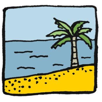 Pláže, moře